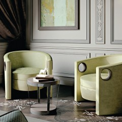 Chairs and Ottomans